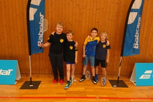 Babolat Mini Cup 2018 Endrunde