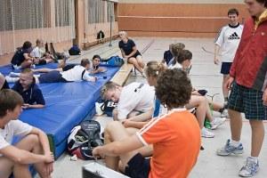 Trainingslager-2009